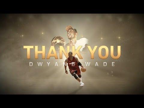 Los Angeles Lakers' Tribute Video for Dwyane Wade - Heat vs Lakers | Dec 10, 2018