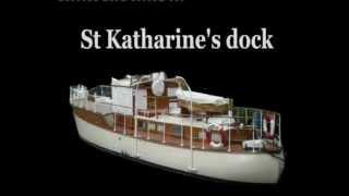 Alla scoperta dei London Docklands ... St Katharine's dock