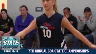 7th Annual GBA State Championships - Get A Discount For Nationals!