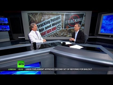 How Fracking Could Be Making You Sick