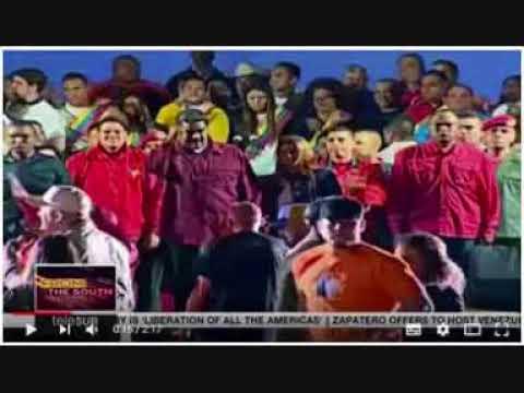 Elections Venezuela mai 2018,  M. Maduro: élu Président