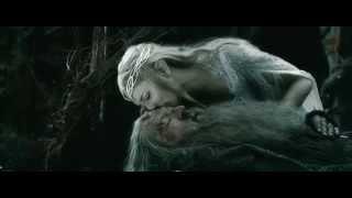 Galadriel saves Gandalf at Dol Guldur