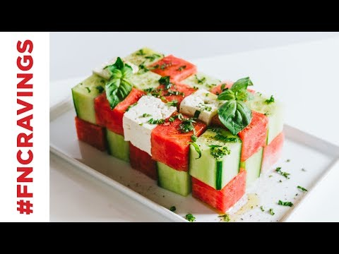 Watermelon and Cucumber Salad | Food Network