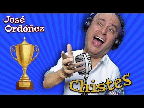 😂 Los 10 mejores CHISTES de la semana | José Ordóñez 💥
