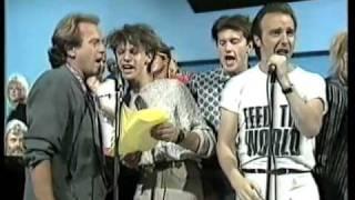 Midge Ure & Australian Band Aid : Do They Know It's Xmas?