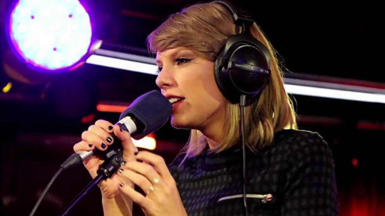 Taylor Swift Holy Ground On Bbc Radio1 Live Lounge Chords Chordify