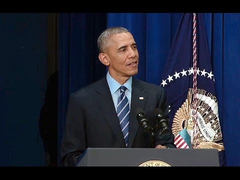 The President Commemorates the 50th Anniversary of the Voting Rights Act