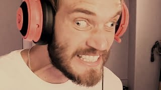 PewDiePie Has a Mental Breakdown