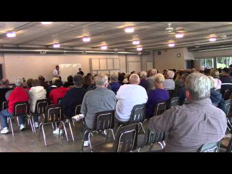 Charter Cable Meeting Part 1