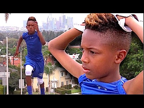 UTR Youth Ballerz : 9 Year Old Havon Finney Jr. : Carson Colts - 2016 Youth Spotlight