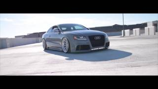 Audi S5 on VOSSEN x WORK Wheels VWS-1 - NARDO GREY