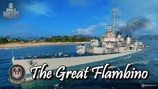 World of Warships - The Great Flambino