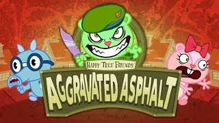 Happy Tree Friends Aggravated Asphalt Gameplay 2
