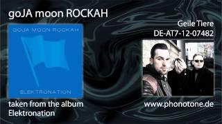 goJA moon ROCKAH - Geile Tiere