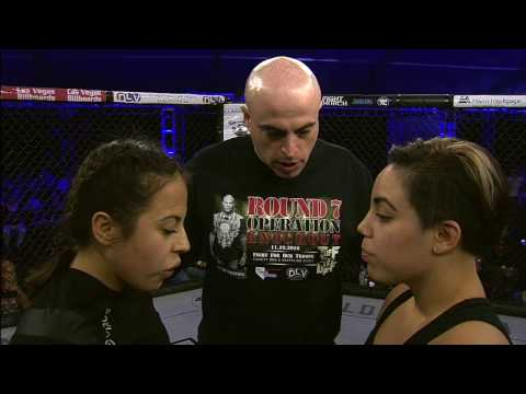 Tuff-N-Uff The Future Stars of MMA: Submission Grappling Kyra Batara vs Fanny Tommasino
