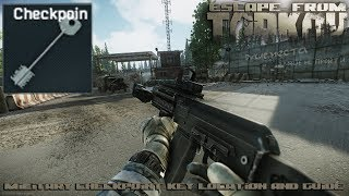 Escape From Tarkov - Military Checkpoint Key Location & Guide