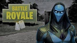 Brand New Omen Skin!! - Fortnite Battle Royale Gameplay