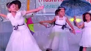 THUSHARA HIGH SCHOOL 2018 19 SCHOOL DAY ZOOBI ZOOBI DANCE