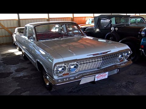 1963 Chevrolet Bel Air V8