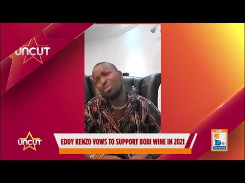 Eddy Kenzo vows to support Bobi Wine in 2021| Uncut