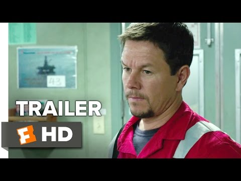 Deepwater Horizon Official 'Courage' Trailer (2016) - Mark Wahlberg Movie