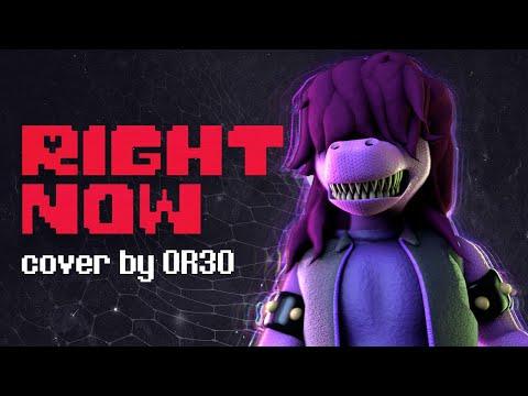 【DELTARUNE】 Right Now [SFM] (Remix/Cover) ft. Dawko