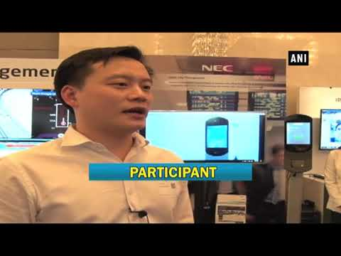 NEC holds Asian Pacific exhibition to introduce top technology