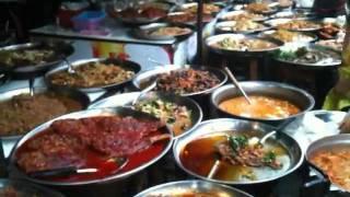 クロントゥーイ市場 ::: Klong Toei Market(Bangkok THAILAND)