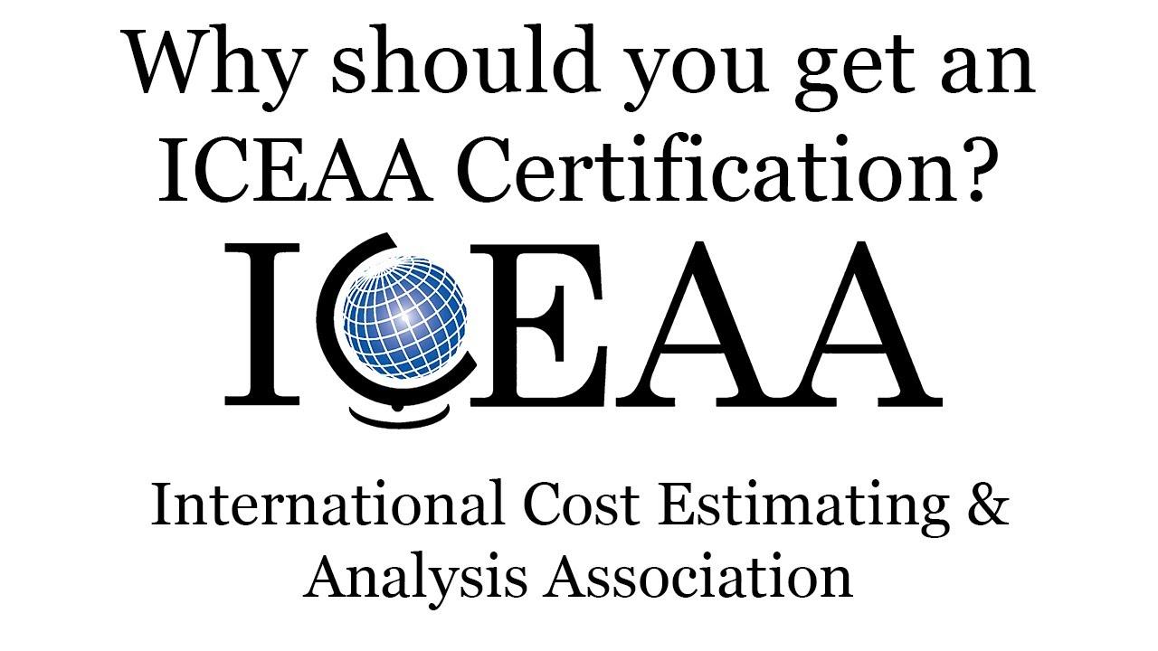 The Certification Program International Cost Estimating