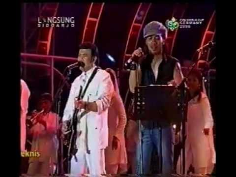 SONETA GROUP FEAT SLANK - SAHABAT (LIVE SCTV)