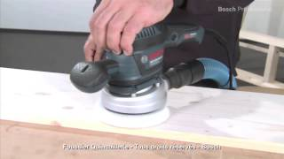 bosch ponceuse excentrique gex 125 150 ave