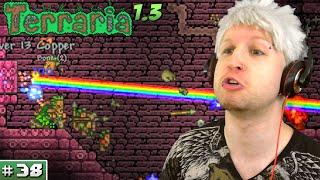 Scythe Plays Terraria 1.3 ✪ DOUBLE RAINBOW!! ✪ Let's Play Gameplay #38