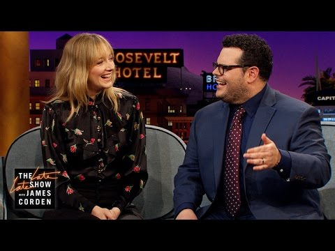 Josh Gad & Judy Greer: It Takes a Village