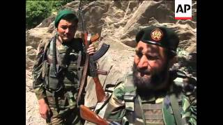 Exclusive Taliban ambush US, Afghan troops during school supply mission - 2009