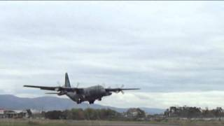 Decolagem C-130 Guaratinguetá SBGW thumbnail