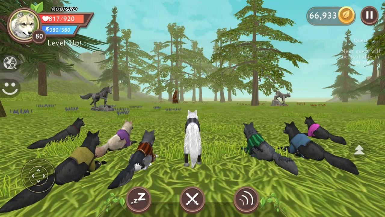 Wildcraft Spiel