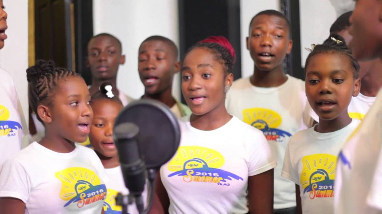 we are the world for Haiti, version Haitian Creole cover ...