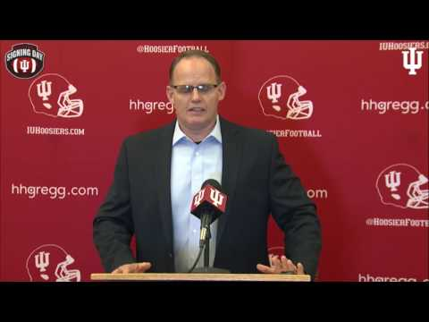 Tom Allen - Signing Day Press Conference - 2/1/17