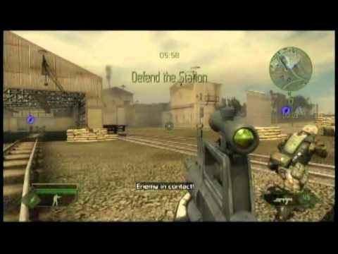Let S Play Battlefield 2 Modern Combat Part 20 Thats How You Stop