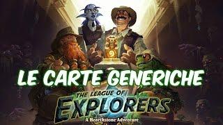 Hearthstone ITA: Preview Lega degli Esploratori [Prima Parte]