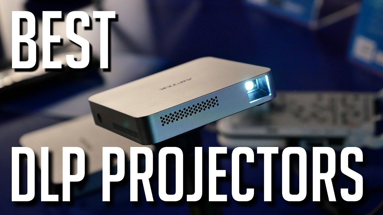Best portable projectors of 2016