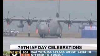 Female sky diving team to perform on 79th IAF Day celebration today
