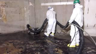 HazWoper Asbestos Training Clip 2014