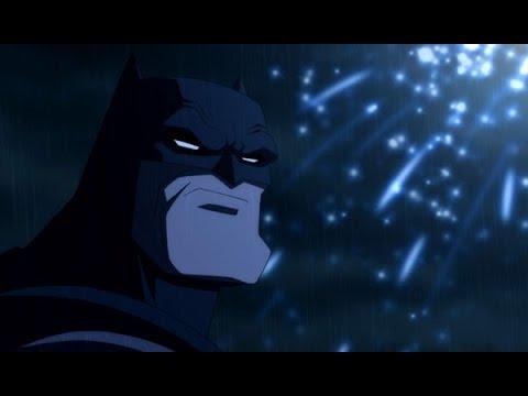 Обзор на Бэтмен: возвращение темного рыцаря. Часть 1. Лучшее о Бэтмене.