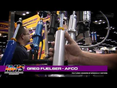 Improve Your On-Track Performance with AFCO Racing Shocks