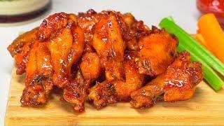 Куриные крылышки в медовом соусе. Рецепт от Всегда Вкусно!