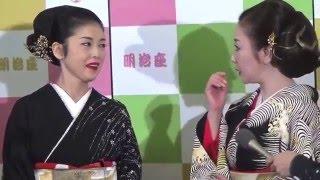 明治座1月 伍代夏子 藤あや子 新春特別公演 http://www.meijiza.co.jp/i...