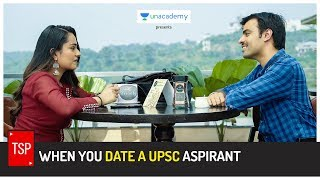 TSP's When you date a UPSC aspirant ft. Jeetu and Apoorva
