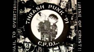 CFDL - Damage (hardcore punk Japan)