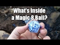 What is Inside a Magic 8 Ball?